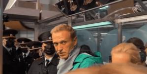 Nawalny wrócił do Rosji. Został zatrzymany tuż po lądowaniu