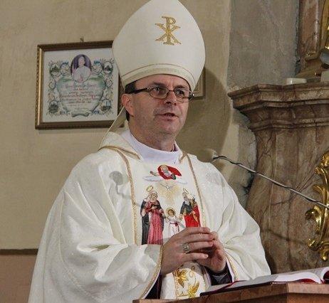 Awans dla poznańskiego biskupa. Damian Bryl przejmuje diecezję kaliską