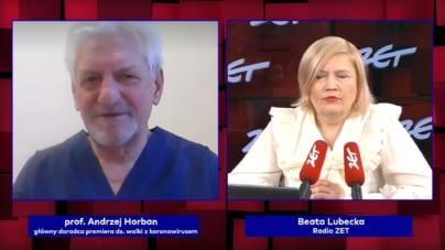 Prof. Horban szczerze: Zdemolowaliśmy gospodarkę