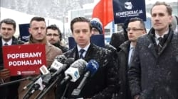 Konfederacja zapowiada projekt ustawy antylockdownowej