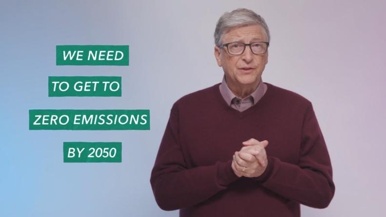 Bill Gates ostrzega: Kryzys klimatyczny bardziej śmiercionośny, niż koronawirus