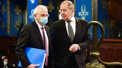 Dyplomatyczna porażka unijnego komisarza. Borrell po wizycie w Rosji