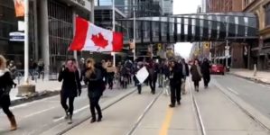 Kanada: Trwają protesty przeciwko lockdownowi i godzinie policyjnej