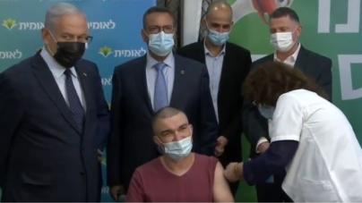 Izrael: 4 miliony osób zaszczepione przeciw COVID-19 w zaledwie 2 miesiące