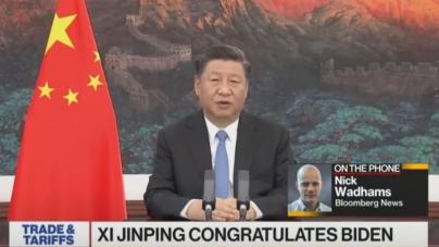 """Biden chwali przywódcę Chin: """"Jest bardzo inteligentny i twardy"""""""