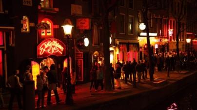 Holandia: Prostytutki wyjdą na ulice. Żądają luzowania obostrzeń