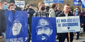 Delegalizacja Generation Identitaire. Wielki protest w Paryżu