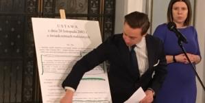 Konfederacja chce przywrócenia opiekunom osób z niepełnosprawnością prawa do pracy