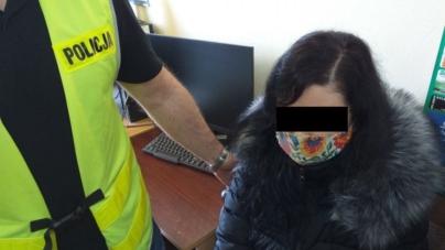 Podłożyła ogień w lubelskim kościele. Kobieta zatrzymana przez policję