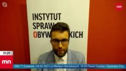 [WIDEO] Górski: Nadchodzi totalitaryzm cyfrowy. Brak gotówki uzależni nas od korporacji