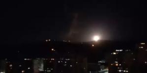 """[WIDEO] Syria: Izrael zaatakował obrzeża Damaszku. Celem """"irańskie bazy"""""""