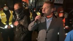 """[FOTO/ WIDEO] Marsz Żołnierzy Wyklętych przeszedł ulicami Warszawy. Robert Bąkiewicz: """"Zło z nami nie wygra!"""""""