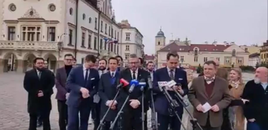 Ostateczna lista kandydatów na prezydenta Rzeszowa. Termin zgłaszania minął