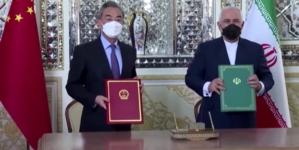"""Chiny i Iran zacieśniają współpracę. """"Strategiczne partnerstwo"""""""