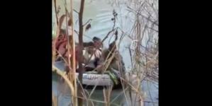 9-letnia imigrantka utonęła w Rio Grande. Próbowała dostać się do USA