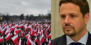 """Organizatorzy Marszu Niepodległości bez lokalu? Trzaskowski zdecydowany. Wszystko przez """"klauzulę antydyskyminacyjną"""""""