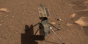 Historyczny sukces NASA! Marsjański dron wzniósł się w powietrze