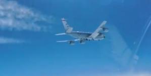 Rosjanie przechwycili nad Pacyfikiem amerykański samolot zwiadowczy