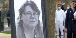 We Francji upamiętniono ofiarę islamisty. Głos zabrał premier [WIDEO]