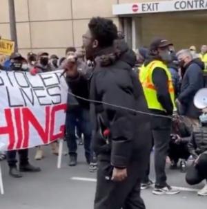 """Reakcja BLM na werdykt ws. Chauvina: """"Nigdy nie będziemy usatysfakcjonowani!"""" [WIDEO]"""