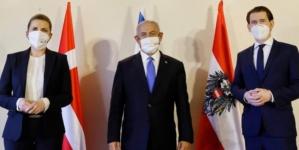 Porozumienie Austrii, Danii i Izraela. Wspólne prace nad szczepionką na COVID-19