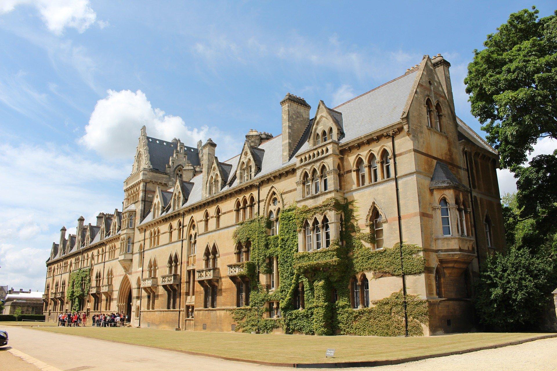 Oksford uniwersytet