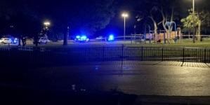 Masakra w parku. Bójka mężczyzn zamieniła się w strzelaninę