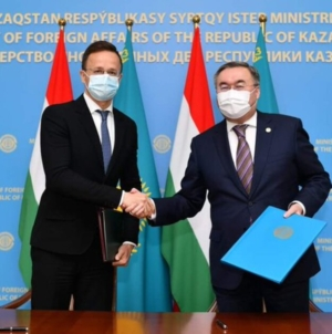 Euroazjatyckie aspiracje Węgier. Fundusze poszukiwane w Ałmatach