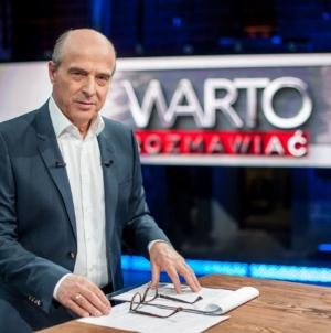"""CMWP SDP apeluje o emisję """"Warto Rozmawiać"""""""