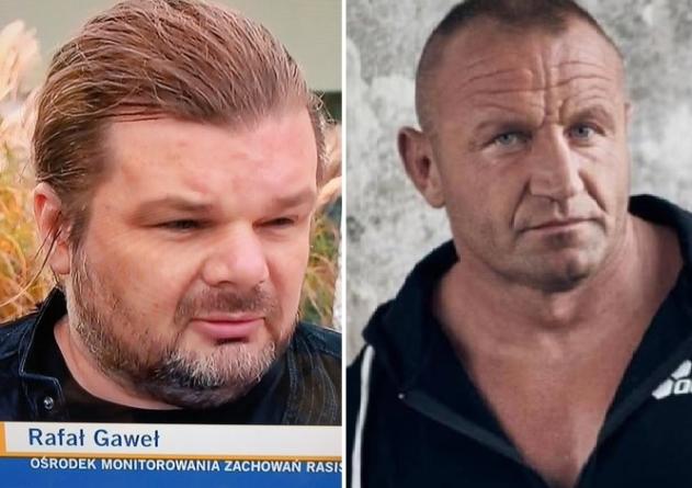 """Pudzianowski do Rafała Gawła: """"Bydlaku przyjdź do mnie…"""""""