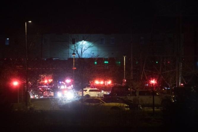 Strzelanina w Indianapolis. Napastnik zabił kilku pracowników FedEx