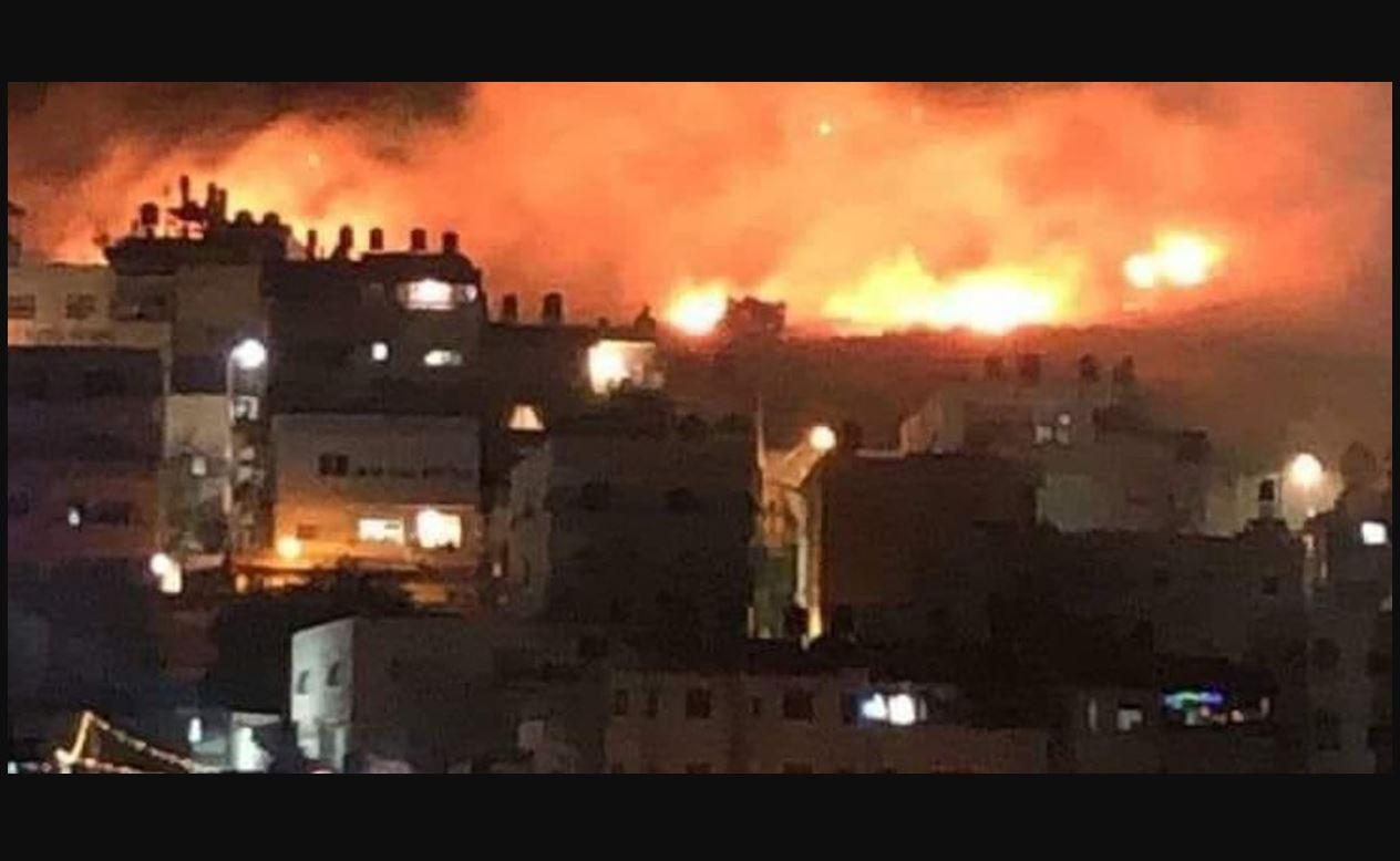 Konflikt Palestyna-Izrael
