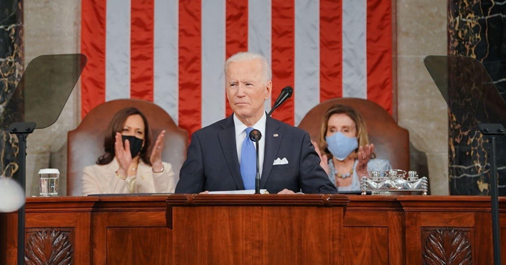 Prezydent USA, Joe Biden