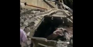 Tragiczny wypadek na trasie metra. Kilkadziesiąt ofiar [WIDEO]