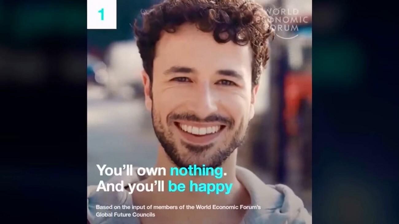 Stopklatka z filmu Światowego Forum Ekonomicznego.