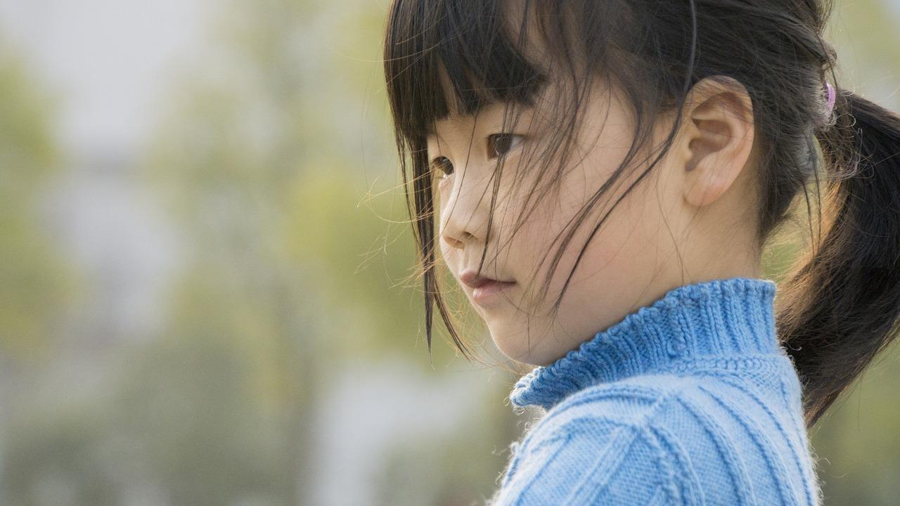 Dziewczynka, Chiny