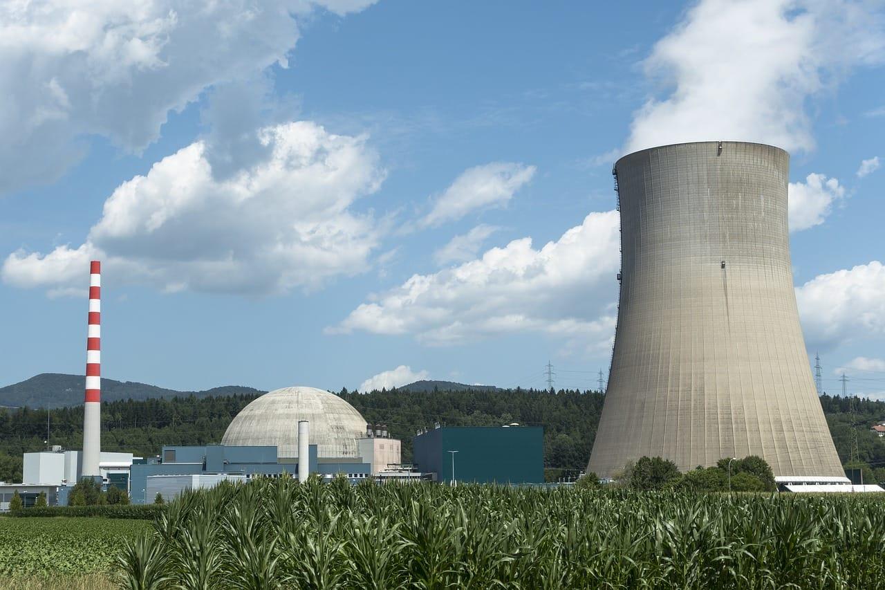 Tradycyjna elektrownia jądrowa