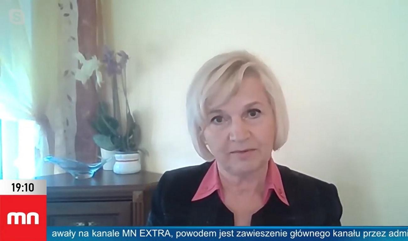 Lidia Staroń.