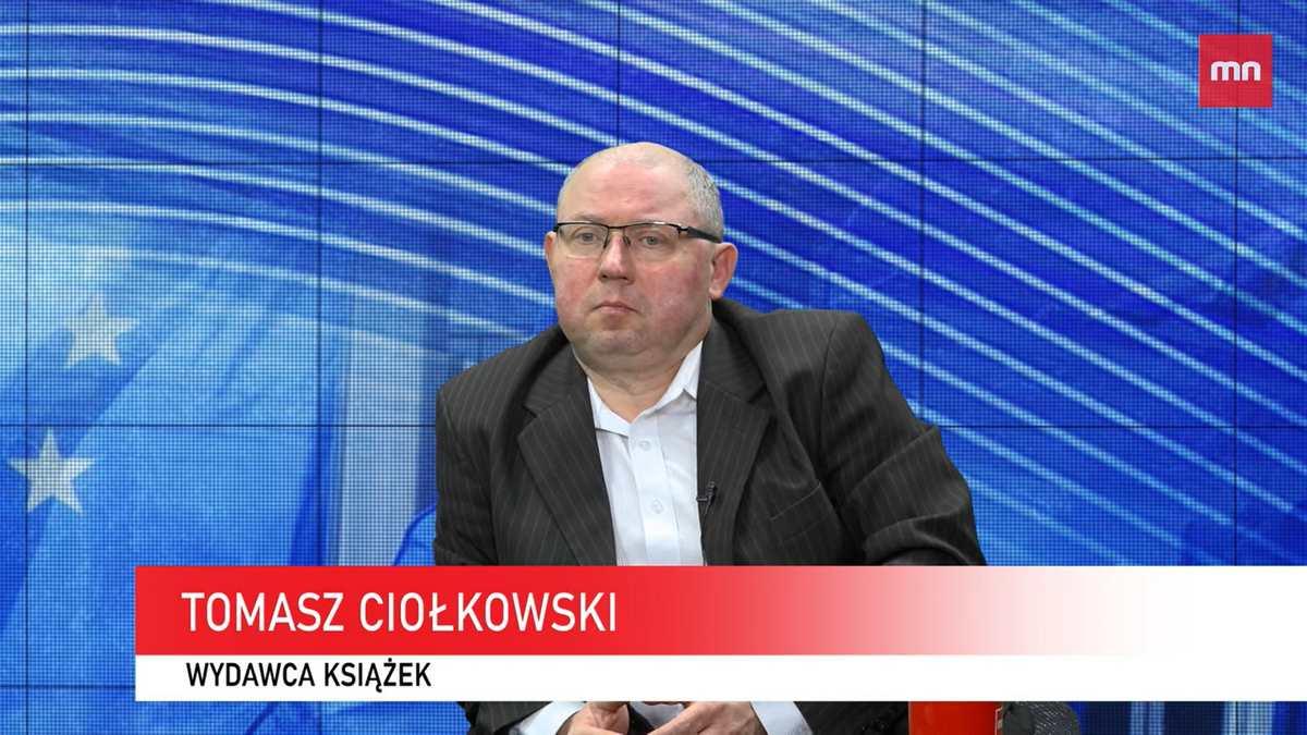 Tomasz Ciołkowski.