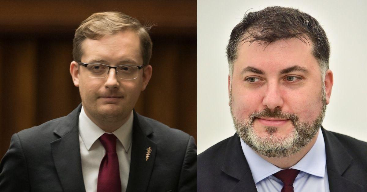 Robert Winnicki, Artur Dziambor