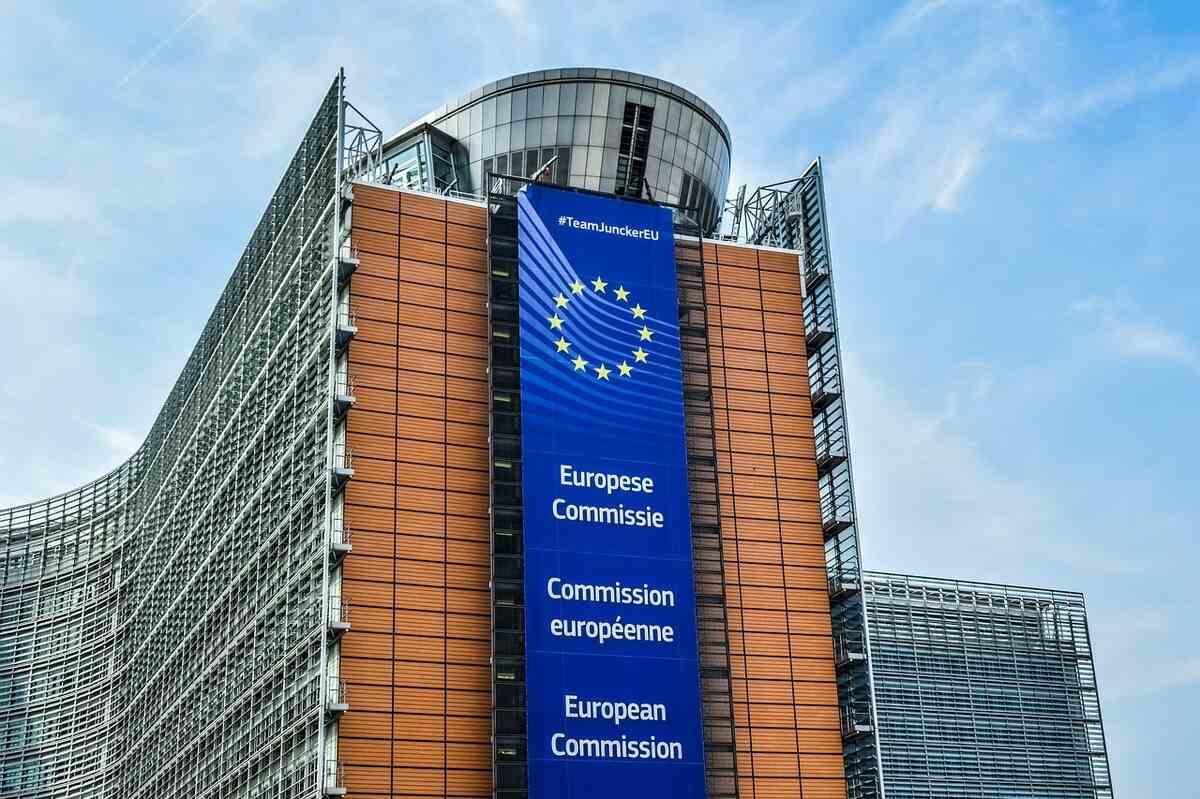 Siedziby instytucji Unii Europejskiej