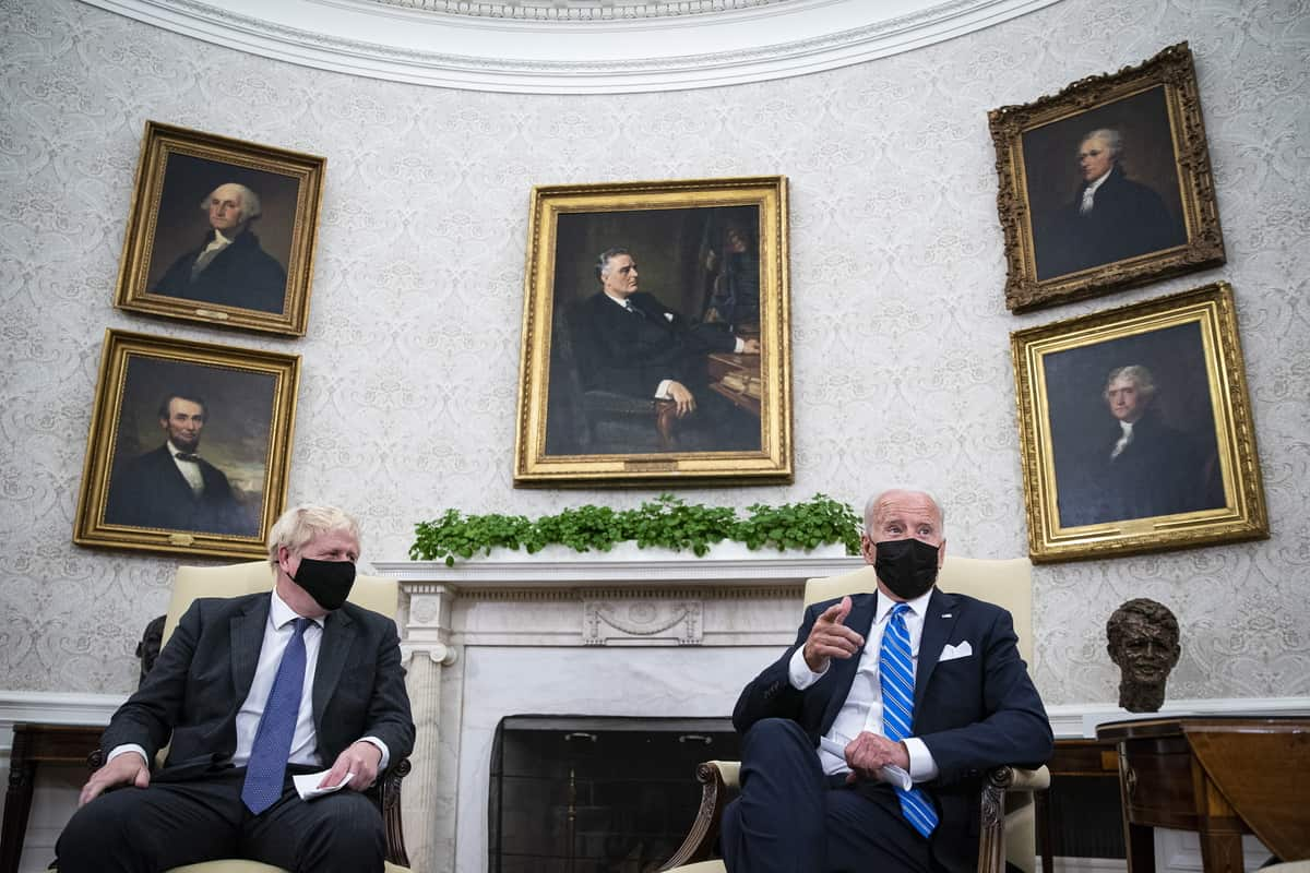 USA BRITAIN DIPLOMACY