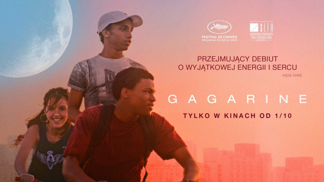 gagarine film
