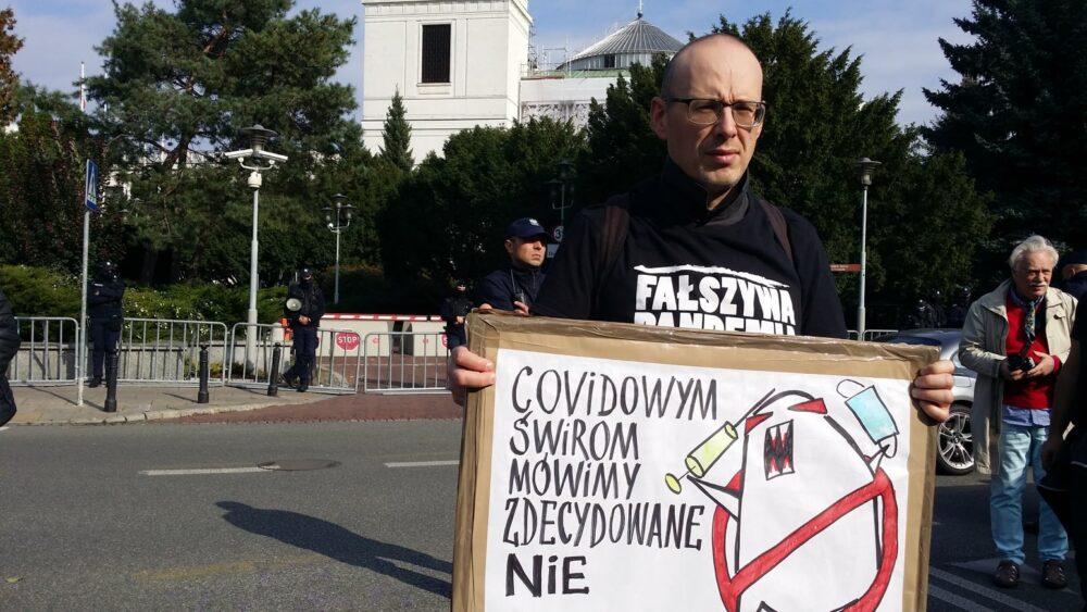 demonstracja Jan Bodakowski