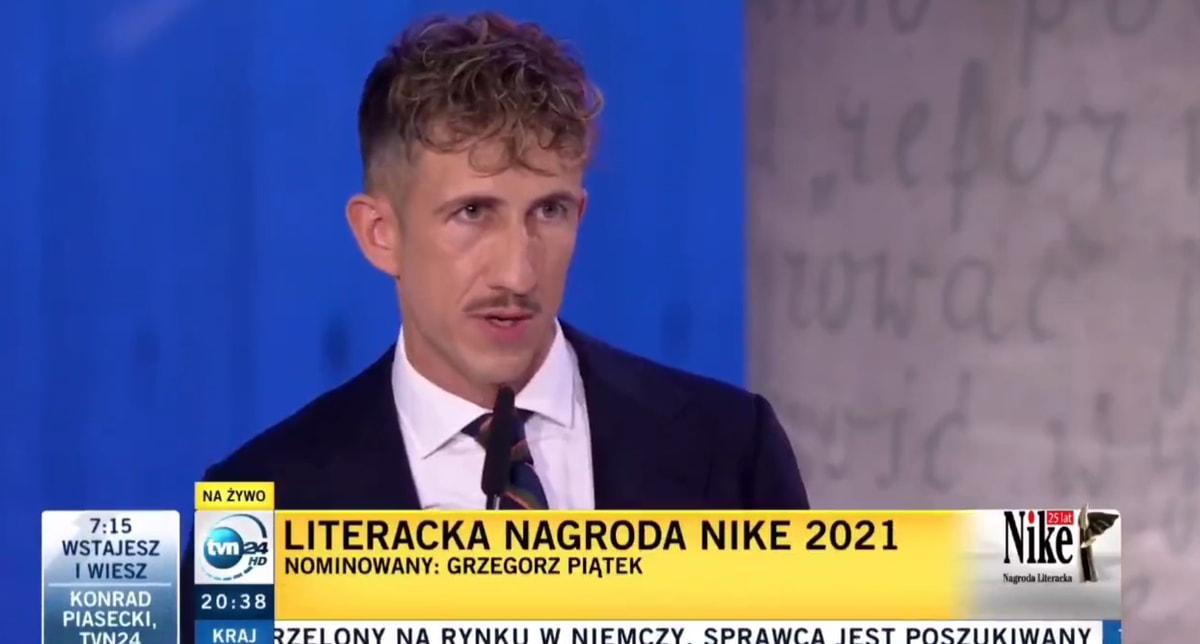 """Skandaliczne słowa podczas gali Nike: """"To całe faszystowskie gó*no się  kiedyś skończy"""""""