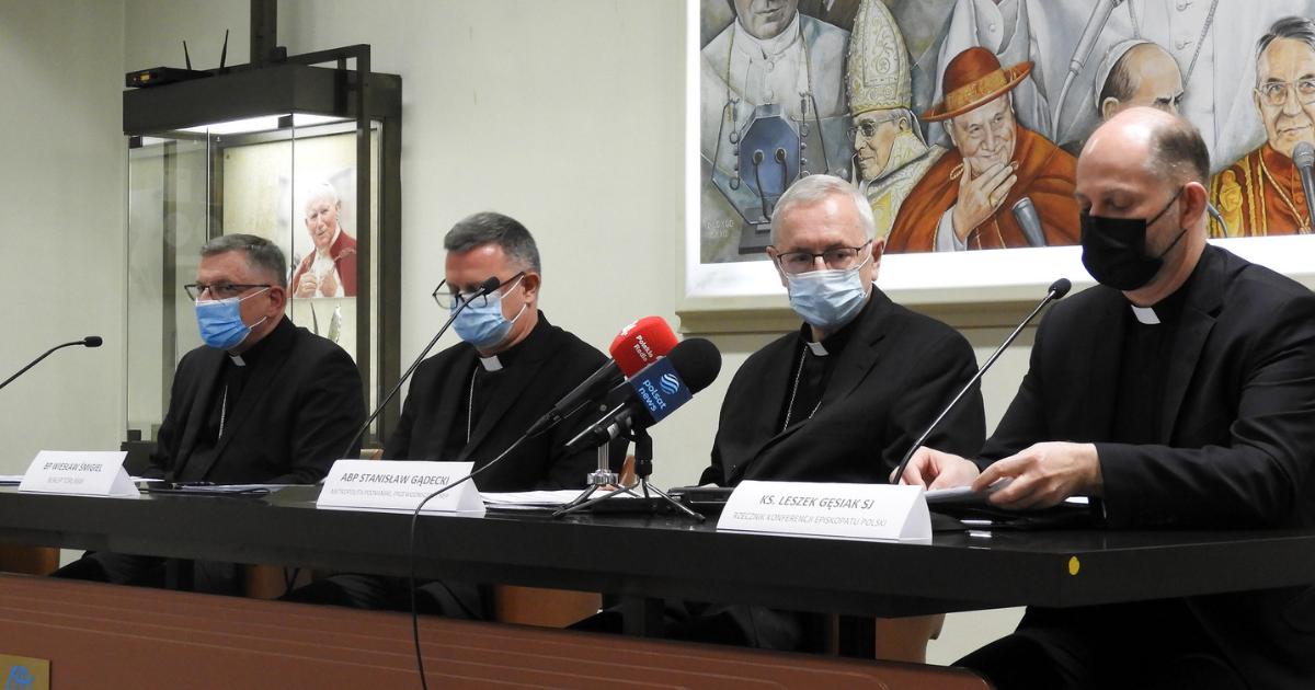 Konferencja Prasowa - Ad limina apostolorum - Rzym, 11 października 2021 r